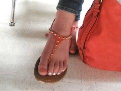 friends feet (candid)