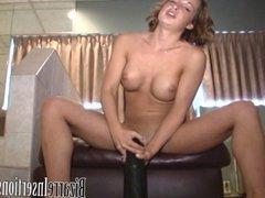 Jamie & Her Big Toy pt 2
