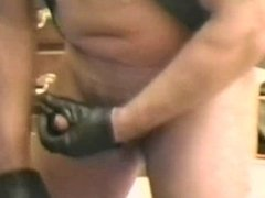 Leather Bear & Slave Cop
