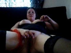 masturbation de nicole