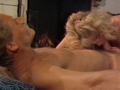 Angela Baron and Randy West