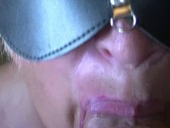 cum-feeding and swallowing