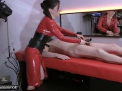 Trouble for the Cock - CBT