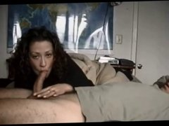 Hot wife on real homemade sextape