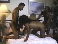 Vintage Persia Threesome and classic Janet Jacme