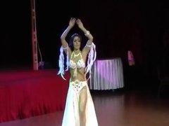 Alla Kushnir sexy belly Dance part 45