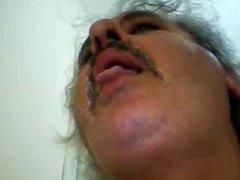 HOT TURKISH DADDY CUM ON CAM