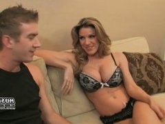 Kayla Paige in Hot blonde MILF knows what she wants big dick