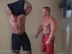 Brock Vinson VS Tank