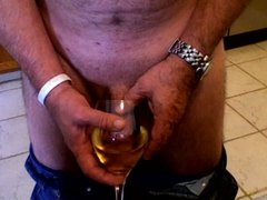 Wine and my dick