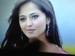 Hot Anushka Shetty cummed!!!