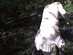 mud dress pati