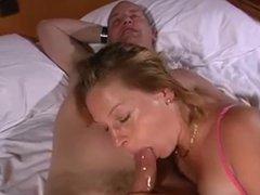 Porno Bob With a Blonde