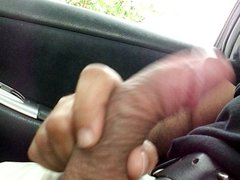 jerking in my car in front of a woman part 3