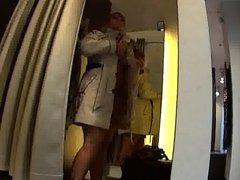 Upskirt shopping tour -1-