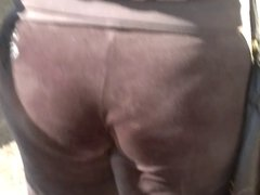 Sdruws2 - Fat ass walking and shaking in the street