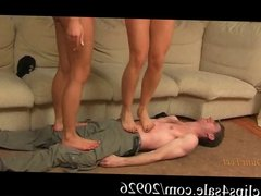 Trampling at clips4sale.com