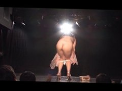 Mature Dancer Stage Show clip 02 (JAV excerpt)