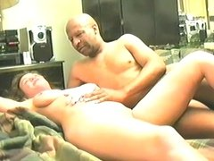 White wife enjoying BBC1 - part 4 of 4
