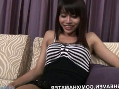 Thai Ladyboy Sex & Shower