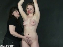 Crying Fetish Pornstars Lesbian BDSM and Humiliation
