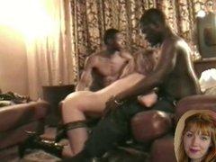 French slut interracial part09