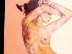 The Mysterious Erotic Women of Olga Gouskova