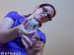 Your dick is now owned in our chastity device