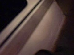 Horny girls in a car RO7