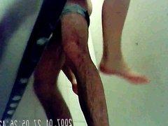 Shower  couple