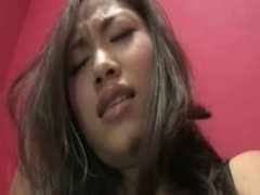 Cute Japanese Girl Plays with herself