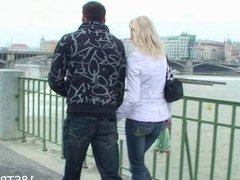 Romantic tryst for hot couple