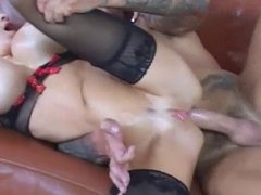 anal for creampie finish