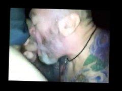Sucking His Buddy's Dick
