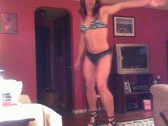 Miss Foxx Sexy Dancer