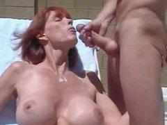 Twyla: Fake Tit Cocksucker