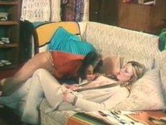 Hairy Lesbians Enjoy Eating Each Other (Vintage)