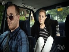 Martina Hill - Sexy big Ass in tight white pants