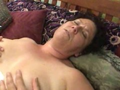 Mature wife and her girlfriend