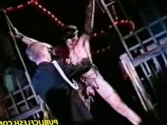 Classic Leather Gay Bondage