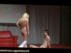 hot sex show last weekend