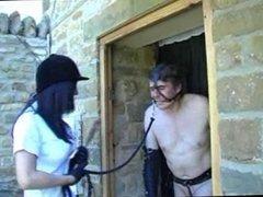Pony Slave Training