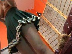 CBT - Reena Sky - Bratty Cheerleader