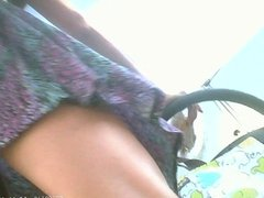 For Helping Me Upskirt Your Mommy!