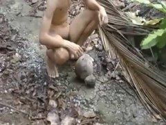 Hoshi  A Thai Skinny Boy With A Big Cock