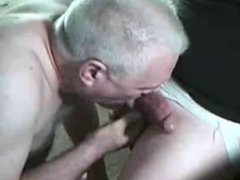 daddy blow job