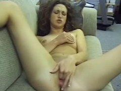 Female masturbation sensations.