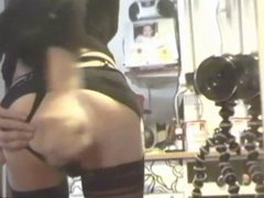 Anal Extrem Games in Stockings