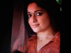 Tribute on actress Kavya Madhavan