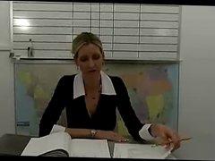Teacher assists desperate student